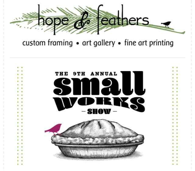 9th Annual Small Works Show