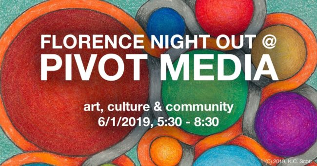 Florence Night Out @ Pivot Media