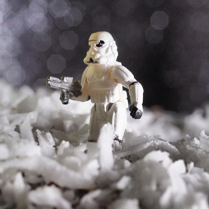 Stormtrooper Coconut Hoth
