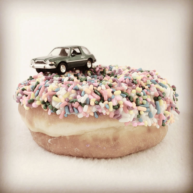 Old School Pacer and Sprinkles