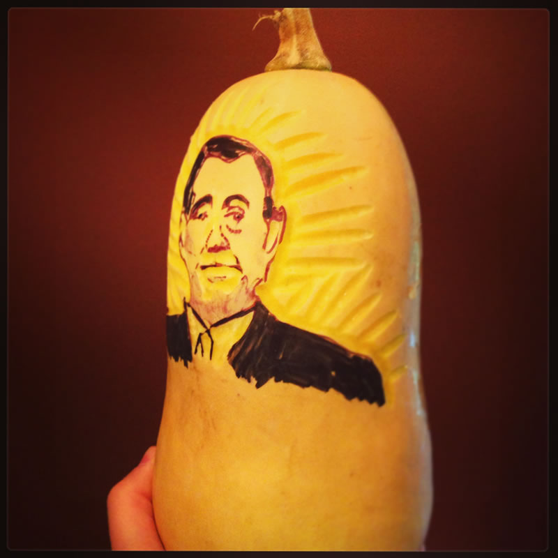 John Boehner Squash