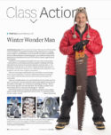 Winter Wonder Man – Northeastern U Law School Alumni Magazine