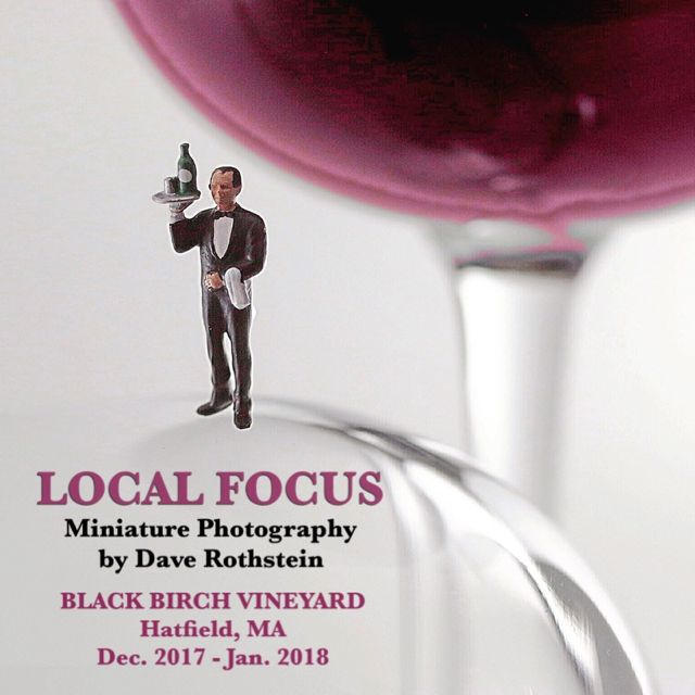 Local Focus Show at Black Birch Vineyard