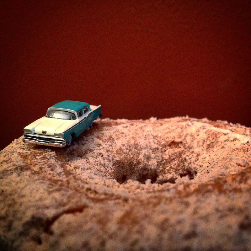 Doing Donuts: Ford Fairlane