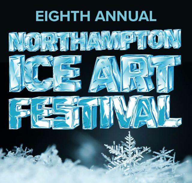 8th Annual Northampton Ice Art Festival