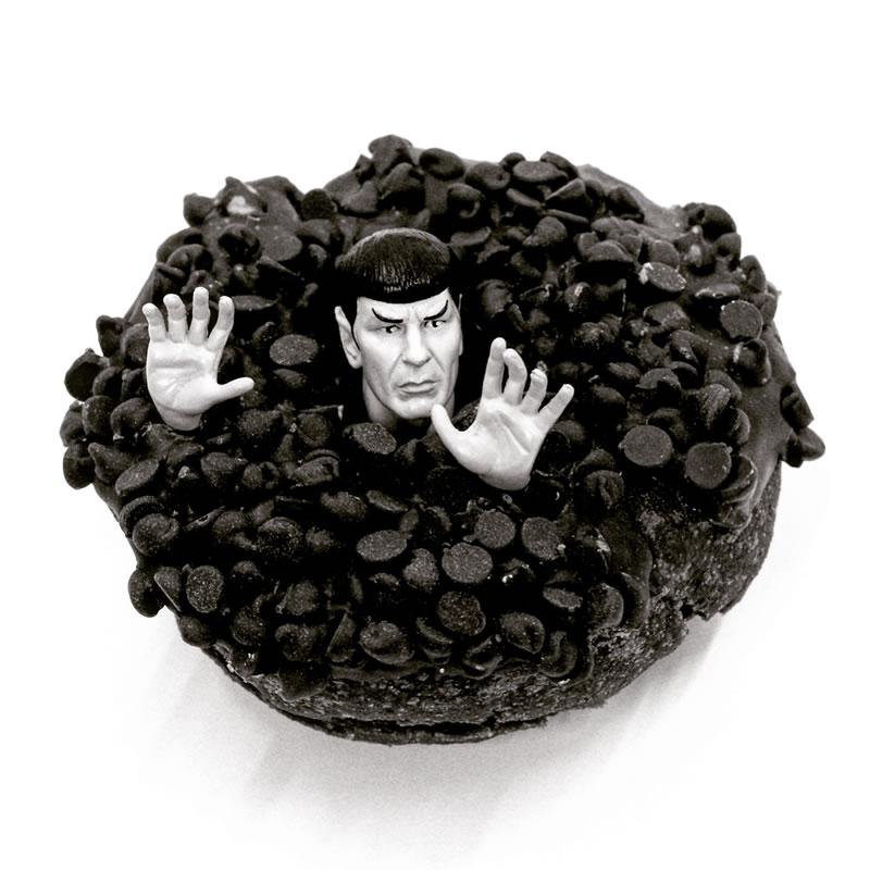 Spock and Black Hole