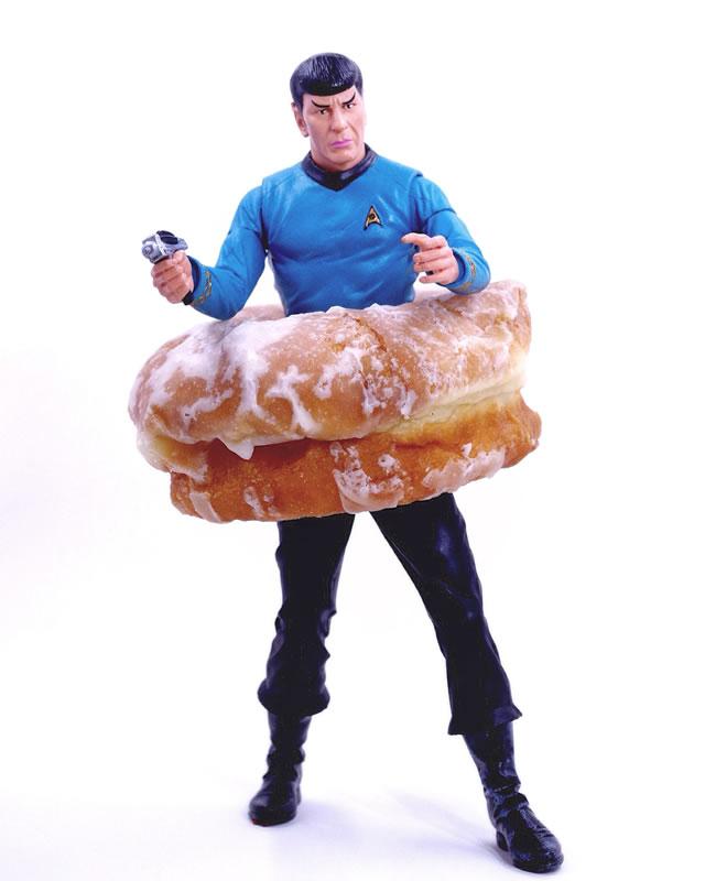 Hula Spock