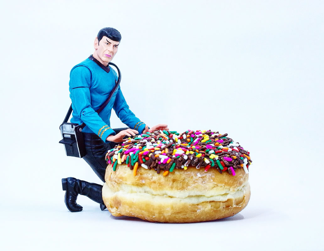 Spock and Horta