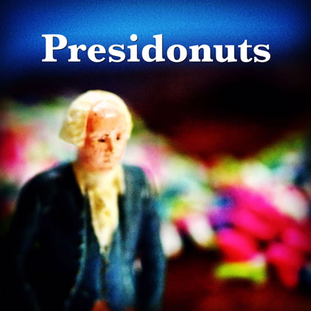 The Presidonuts of the United States