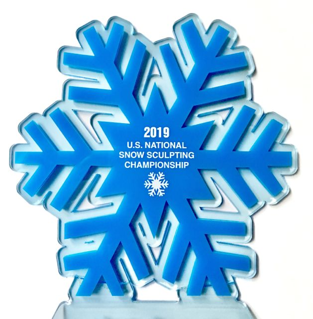 U.S. National Snow Sculpting Championships